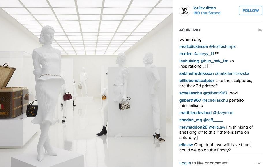 Louis Vuitton on Instagram