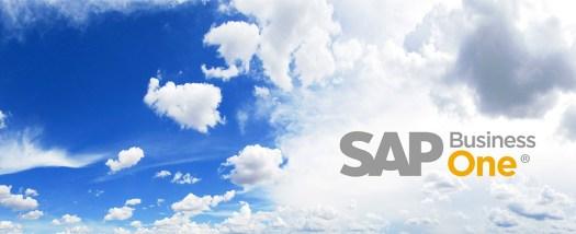 Solução totalmente em nuvem, esta é uma das vantagens em implantar SAP Business One