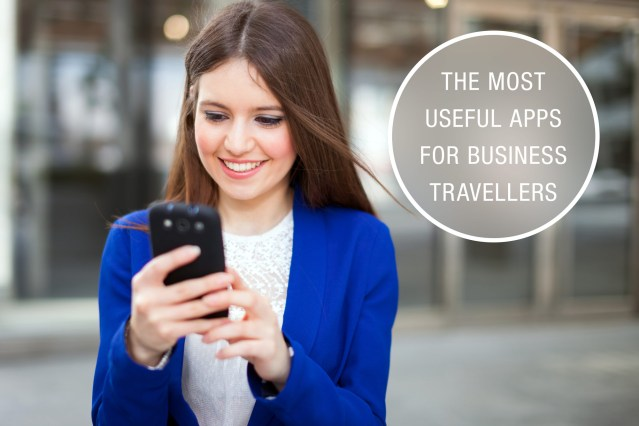 Best apps for business travellers