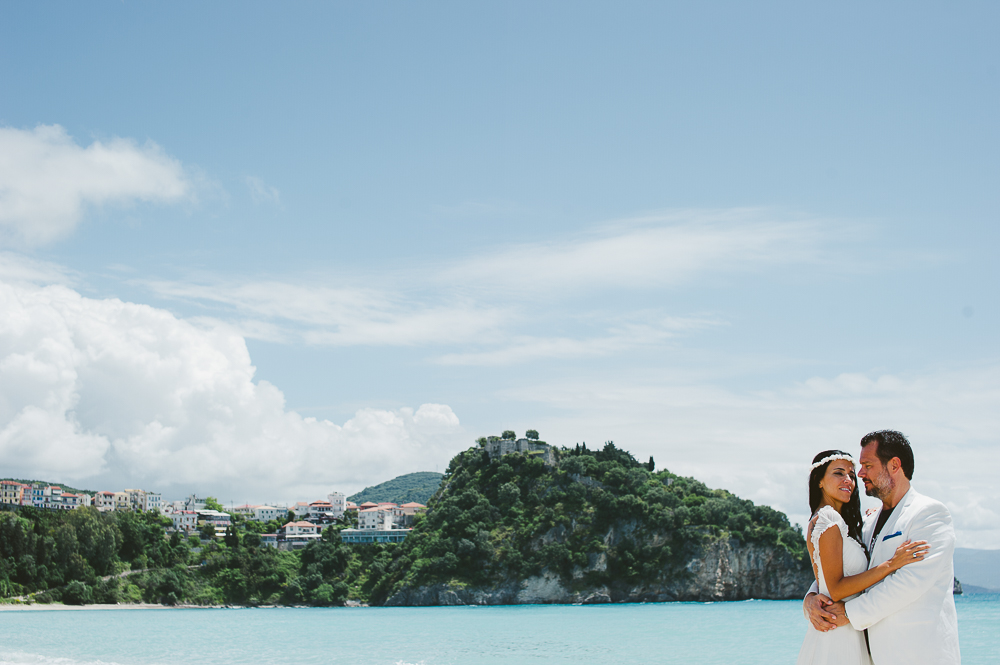 6 Beautiful wedding in picture perfect Parga