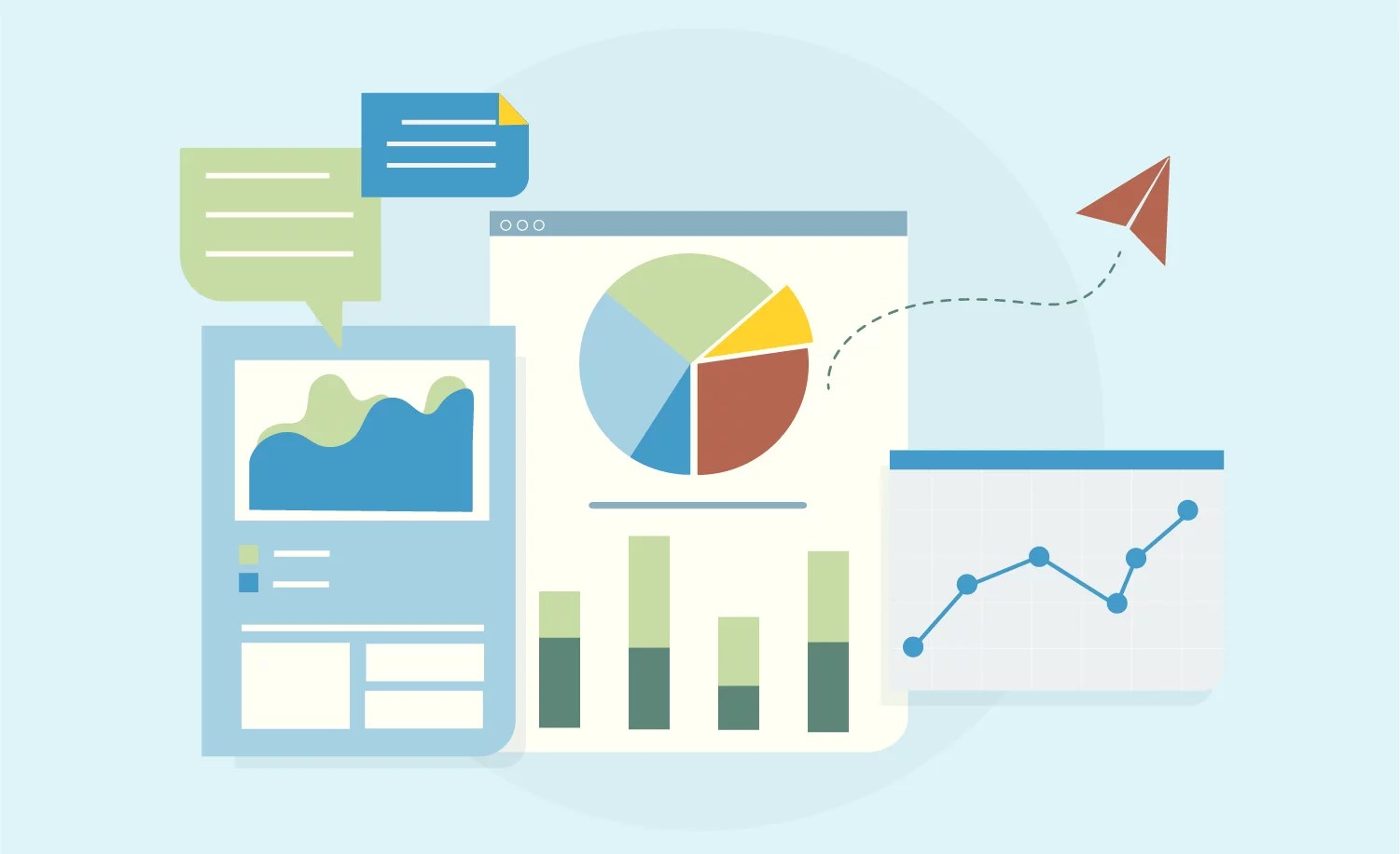 How to use Google Analytics to Generate  Leads for Your B2B Company