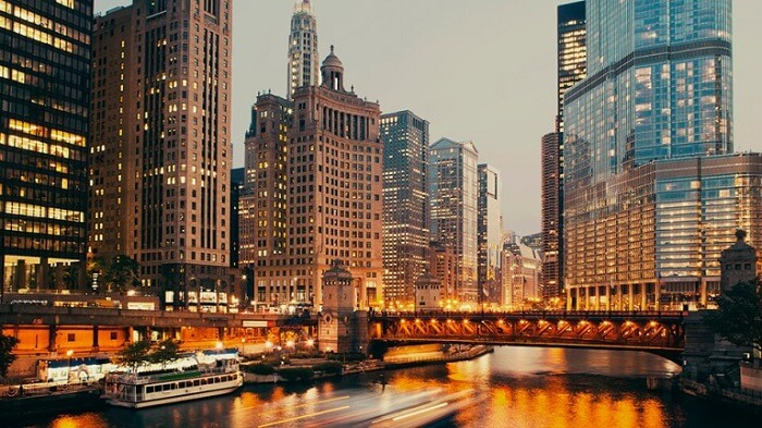 Lugares para visitar en Chicago