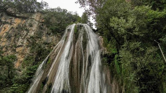 Cascada Cola de Caballo Atractivos turisticos en Monterrey