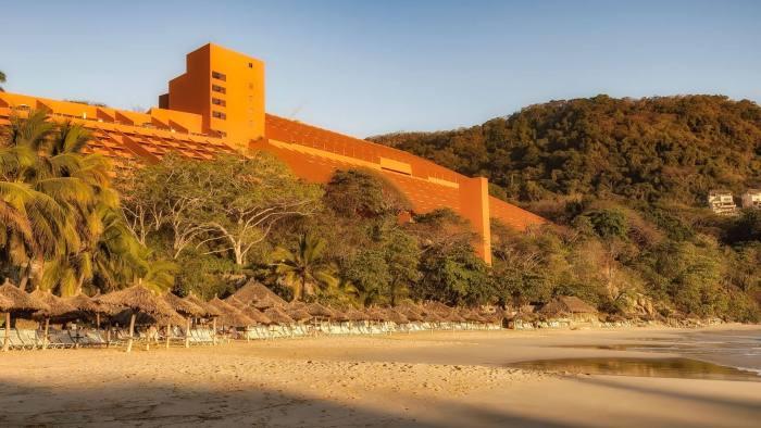 Ixtapa - Playa Vista Hermosa