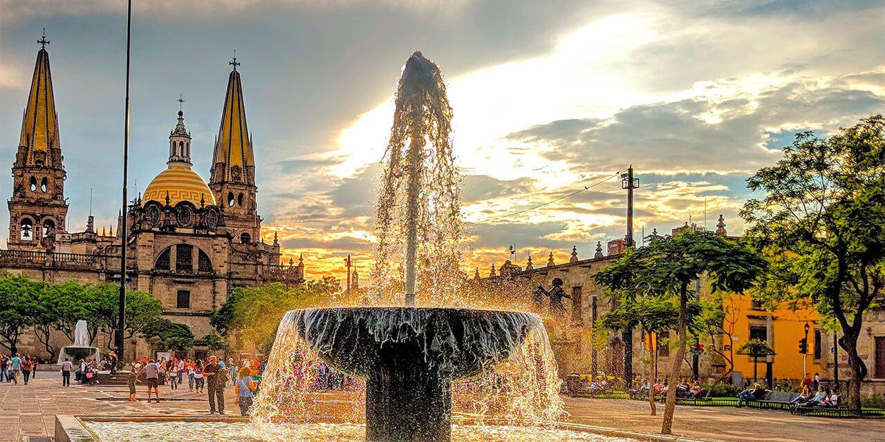 7 Lugares turísticos en Guadalajara