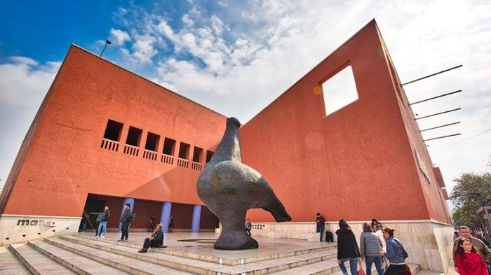 Museo de arte Contemporáneo en Monterrey