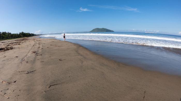 Playa Barra de Potosí