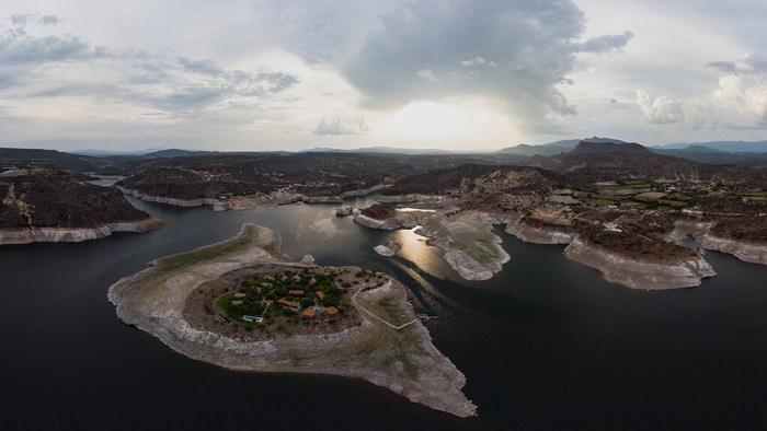 Isla Tzibanza en Queretaro
