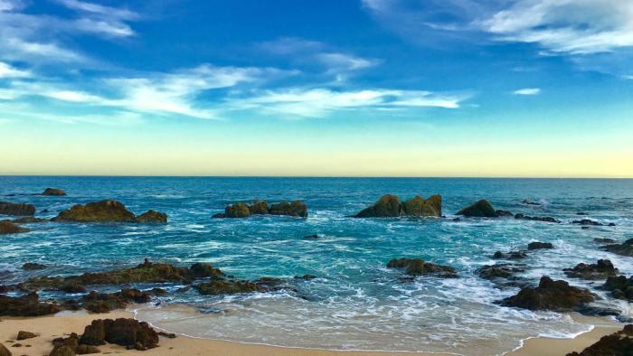 Playa Las viudas - Cabo San Lucas