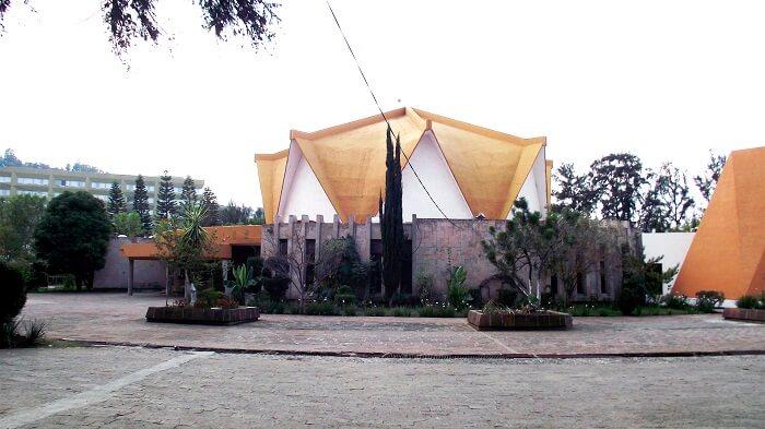 Planetario en Morelia