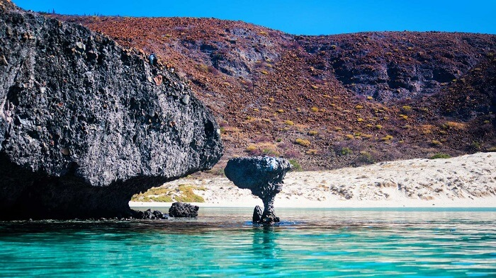 Mejores Playas en La paz - Balandra