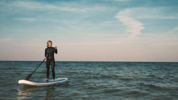 Surf de Remo - Paddle Surf