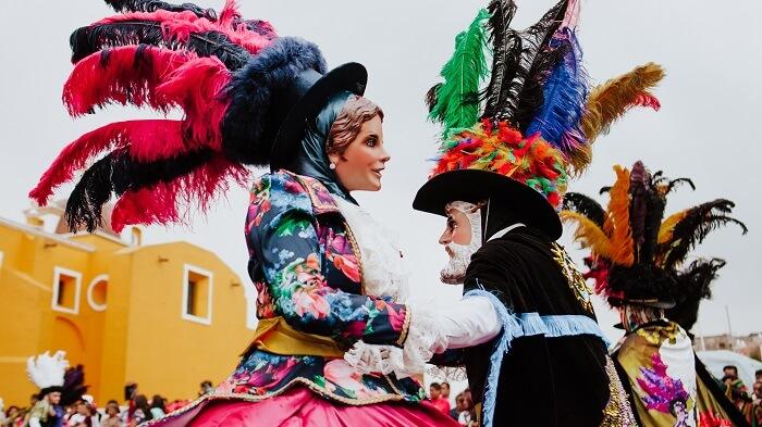 Festival de Huehues