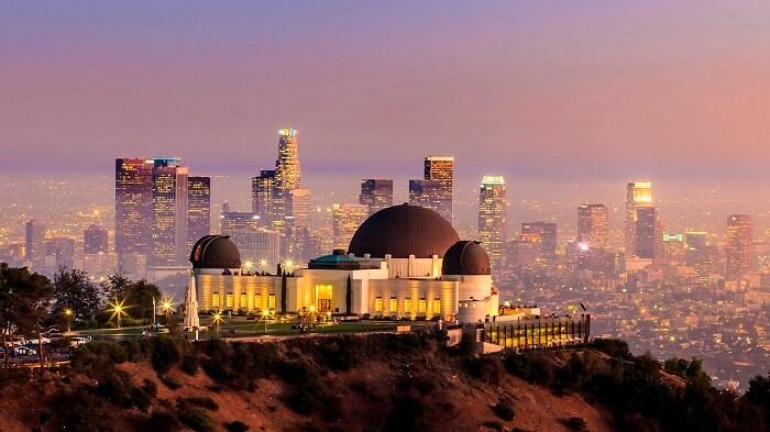 Lugares para visitar en Los Angeles