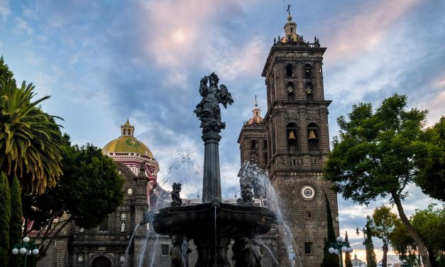 9 Lugares para visitar en Puebla