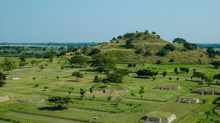 Zona Arqueológica en San Luis Potosí