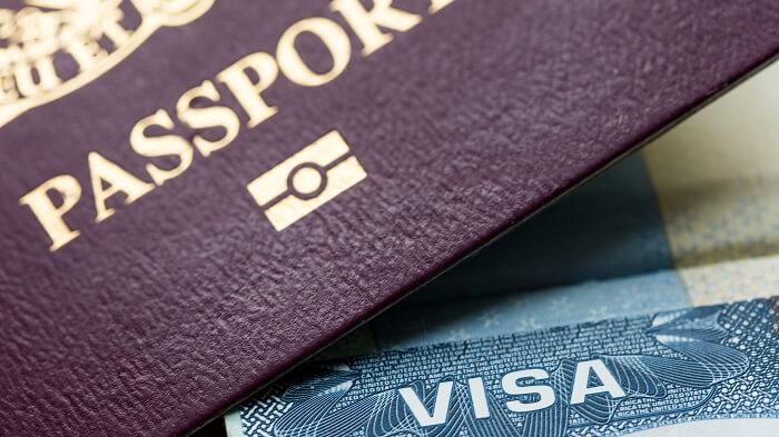 Pasos para Tramite de Visa