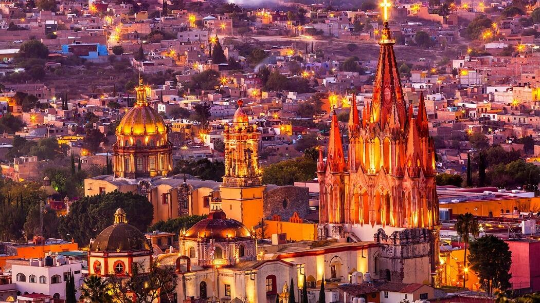 Conoce los Pueblos Mágicos de Guanajuato