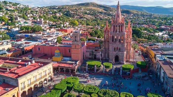 Pueblos Mágicos del estado de Guanajuato