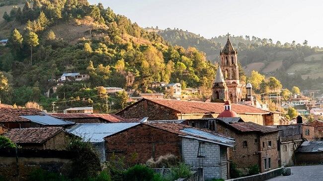 Angangueo Michoacan
