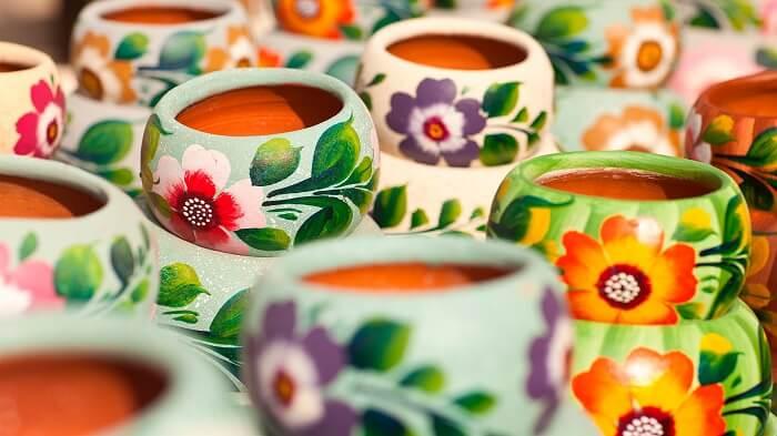 Artesanías en Zacatlán de las Manzanas