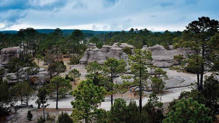 Lugares para visitar en Durango