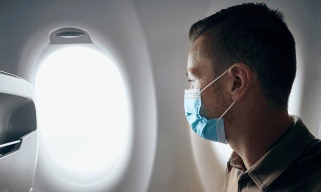 ¿Es seguro viajar en avión? COVID-19
