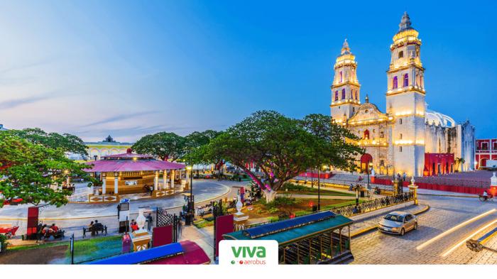 ¿Qué hacer en Campeche, México?
