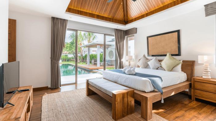 habitacion de lujo en hotel