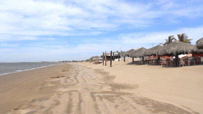 mejores playas de sinaloa playa maviri