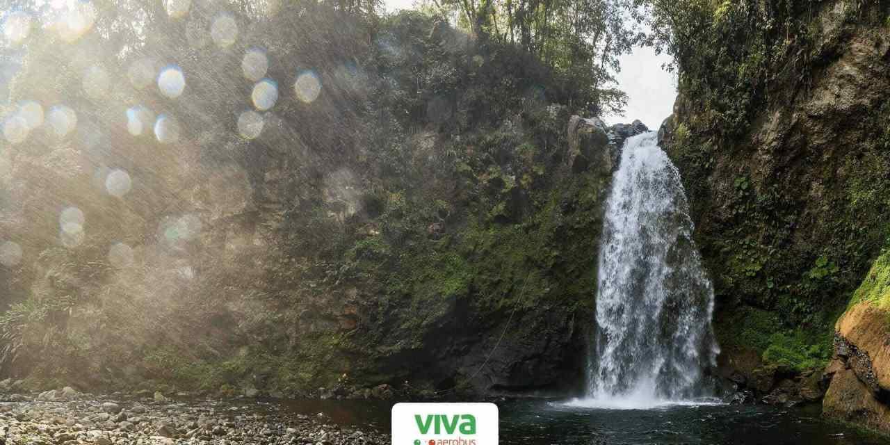 Visita 7 increíbles cascadas en Veracruz