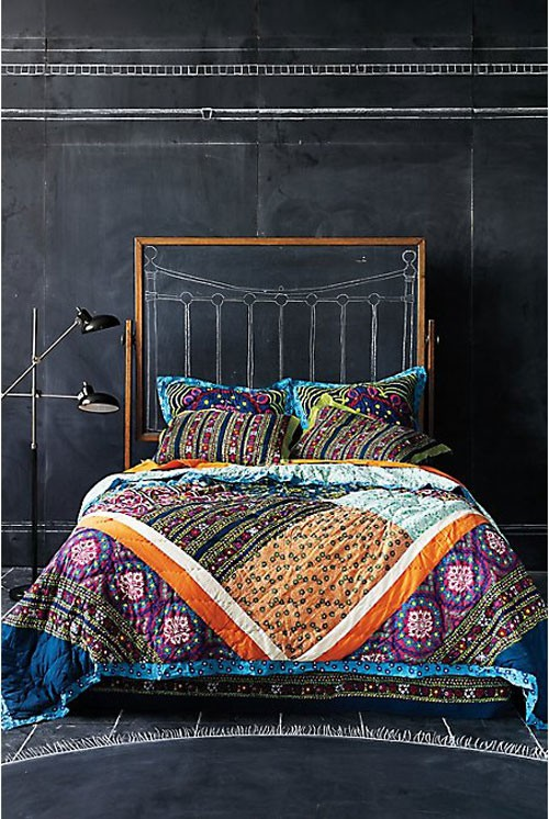 Dark bedrooms for the dark season - by VKV Visuals