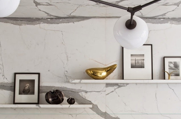 ON TREND: THE MARBLE TREND