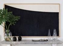 BLACK-WHITE ART: LARGE SINGLE PIECES