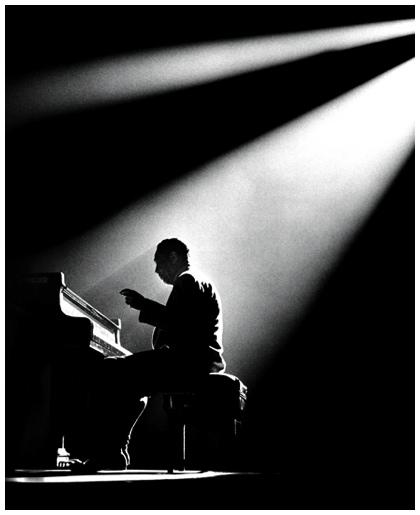 Duke Ellington, by Herman Leonard