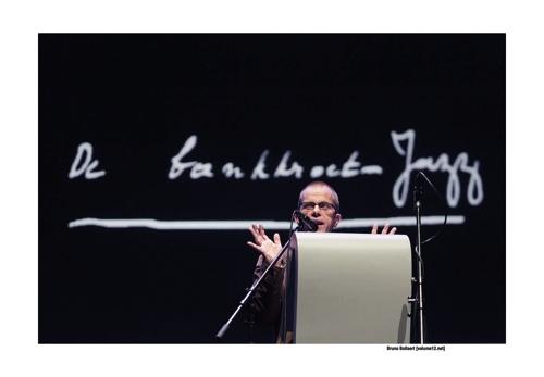 De bankroet-jazz door Bruno Bollaert