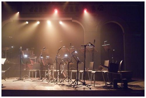 Score Man in de Handelsbeurs door Bruno Bollaert