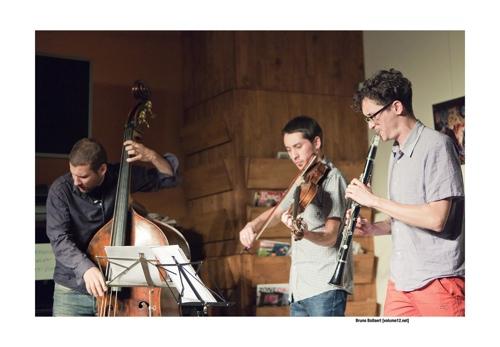 Jazz door Bruno Bollaert