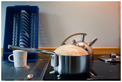 Rijstpap door Bruno Bollaert