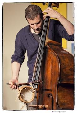 Pascal Niggenkemper, Baloni @ Opatuur door Bruno Bollaert