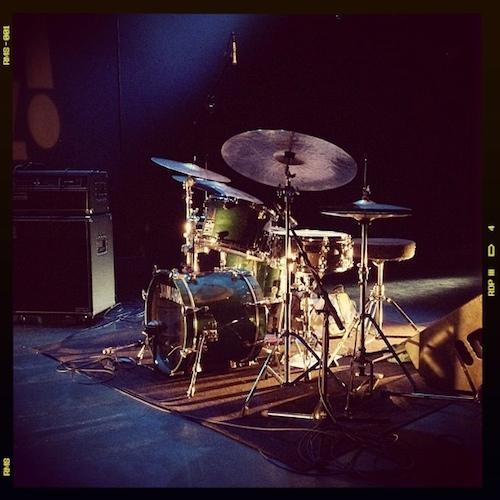 Drumstel door Bruno Bollaert