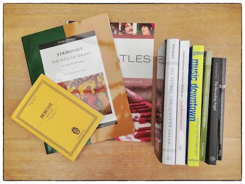 Boeken in pakskes door Bruno Bollaert