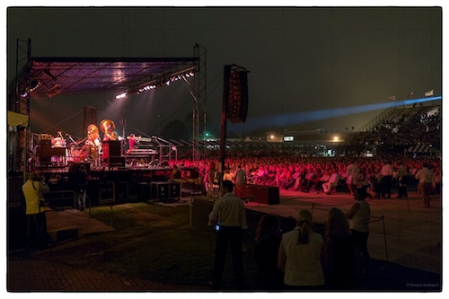 Newport Jazz Festival, Newport, RI door Bruno Bollaert