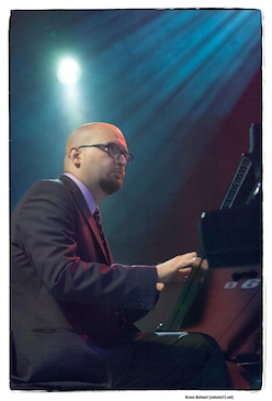 The Bad Plus door Bruno Bollaert