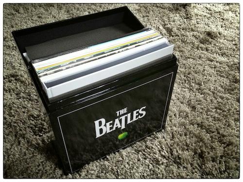 The Beatles door Bruno Bollaert