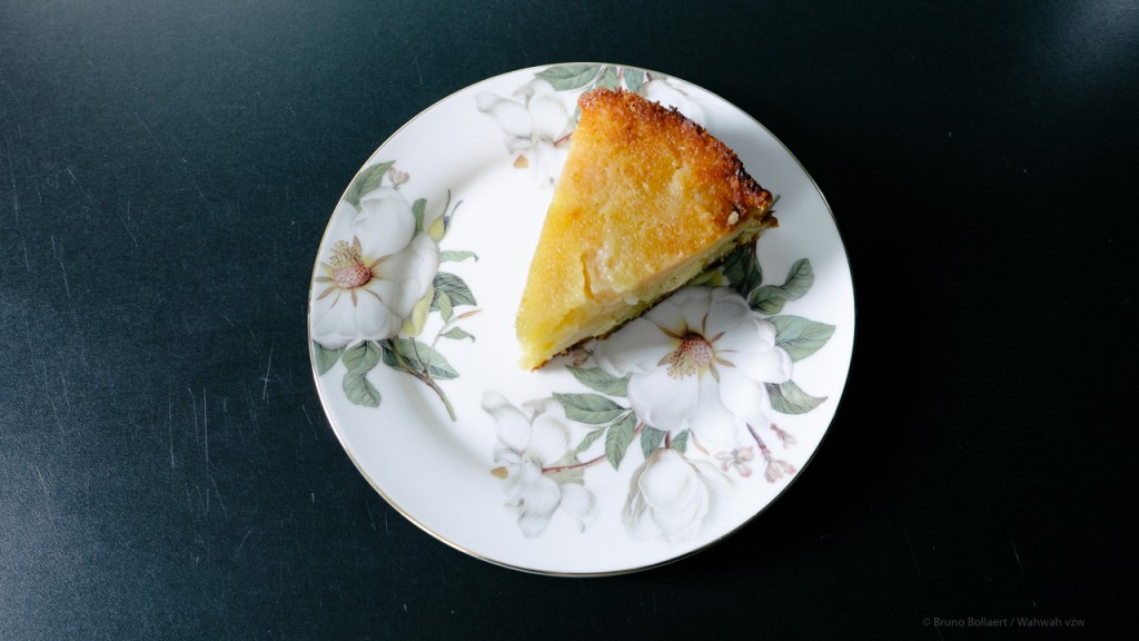 Marie-Hélène's Apple Cake