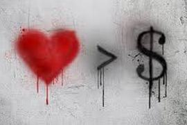 Love and Money min min Love is bigger than Money