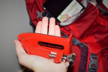 DSC 0308.2 The DoorJammer | Travel Gadget Review | Volunteer World