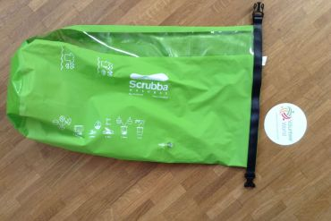 The Scrubba Wash Bag | Travel Gadget Review