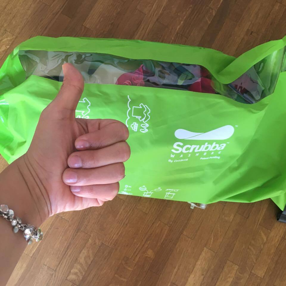 scubba2 The Scrubba Wash Bag | Travel Gadget Review